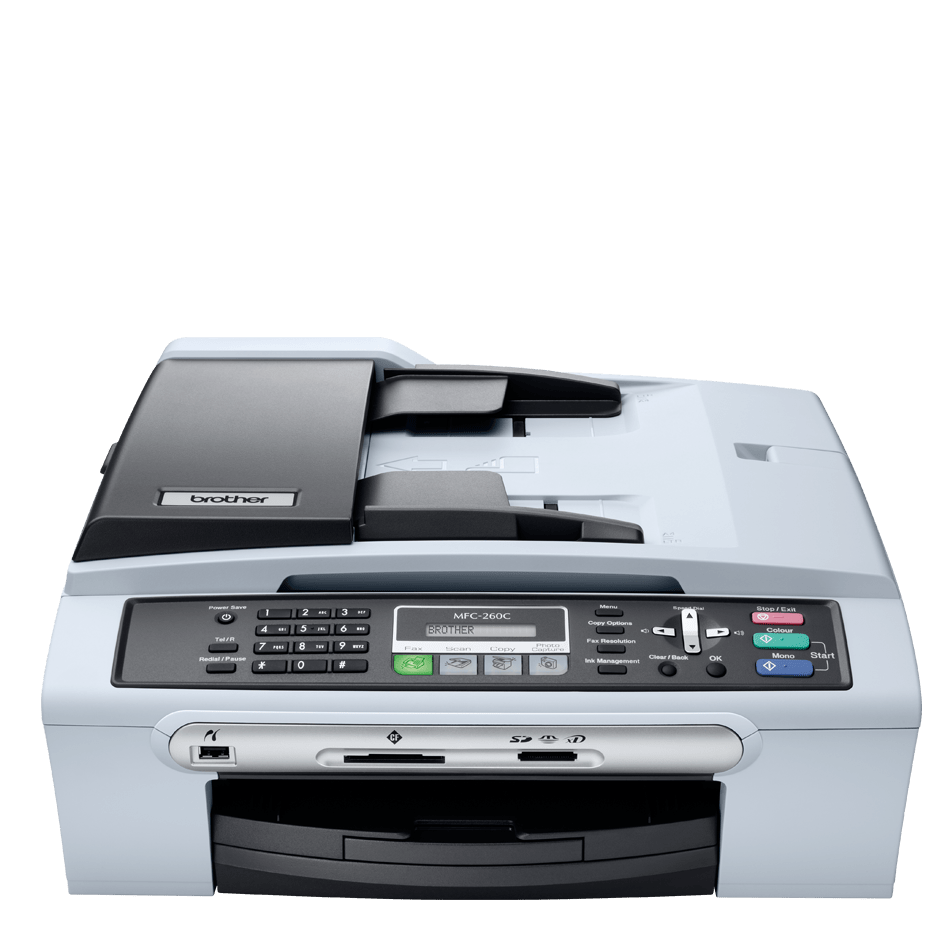 Brother MFC-260C Printer Driver Download