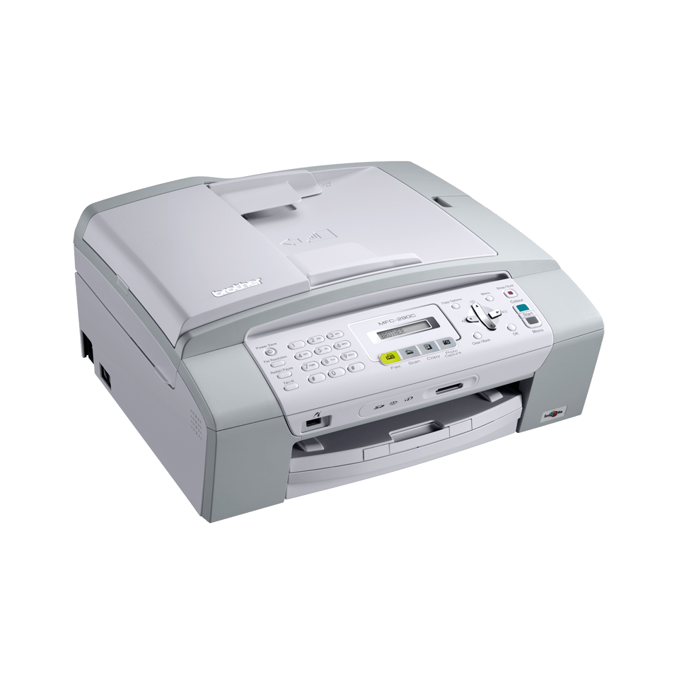NEW DRIVER: BROTHER MFC-290C PRINTER