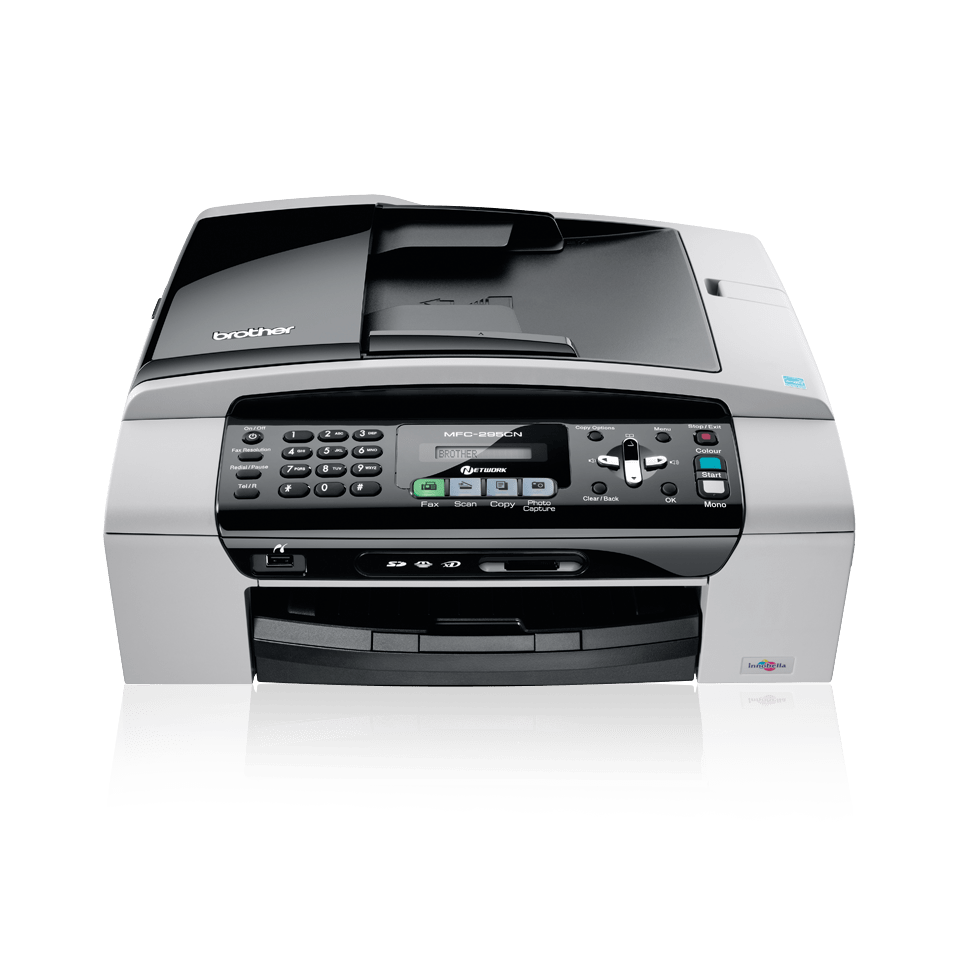 Brother MFC-295CN Printer/Software Driver for Mac