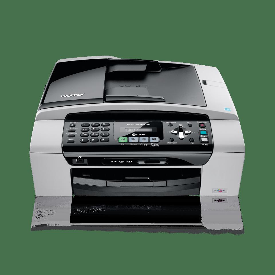 Brother MFC-295CN Printer/Software Treiber Herunterladen