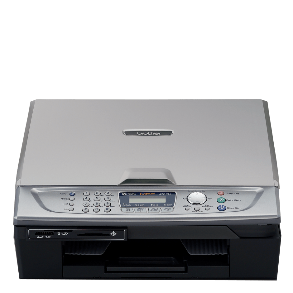 Brother MFC-410CN Printer Driver UPDATE