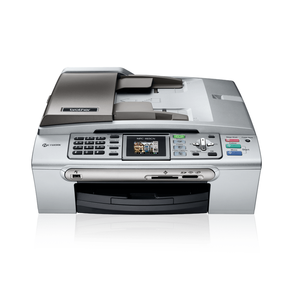 BROTHER MFC-465CN PRINTER DRIVER WINDOWS