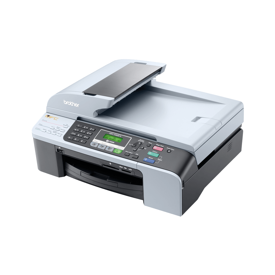 BROTHER MFC-5460CN PRINTER DRIVERS FOR MAC