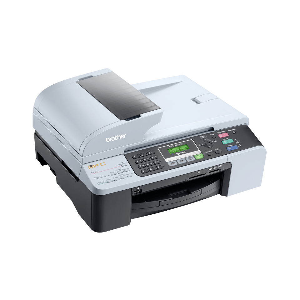 how to connect brother mfc l2700dw printer to computer