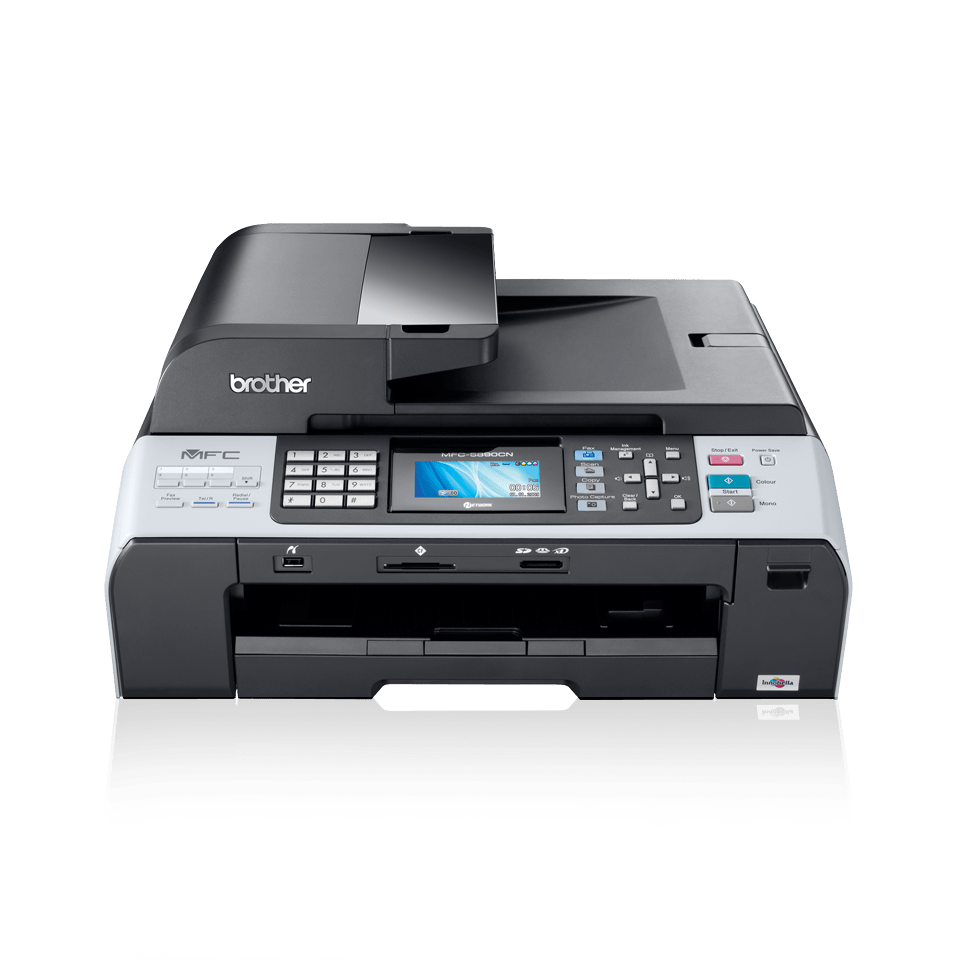 BROTHER MFC-5890CN SCANNER DRIVERS DOWNLOAD (2019)