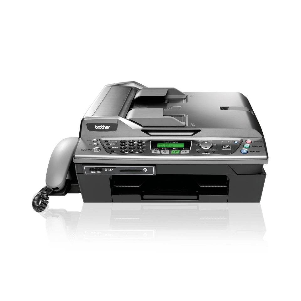 BROTHER MFC-640CW PRINTER DRIVERS WINDOWS 7