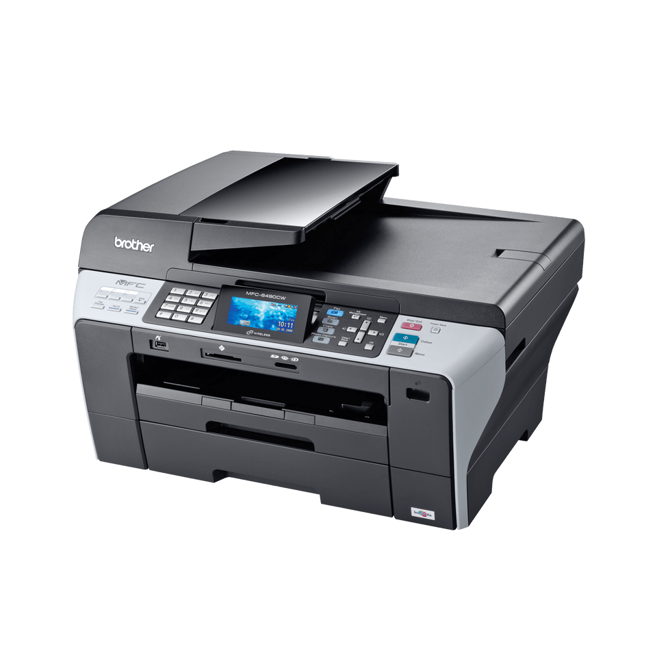 Download Driver: Brother MFC-6490CW Scanner