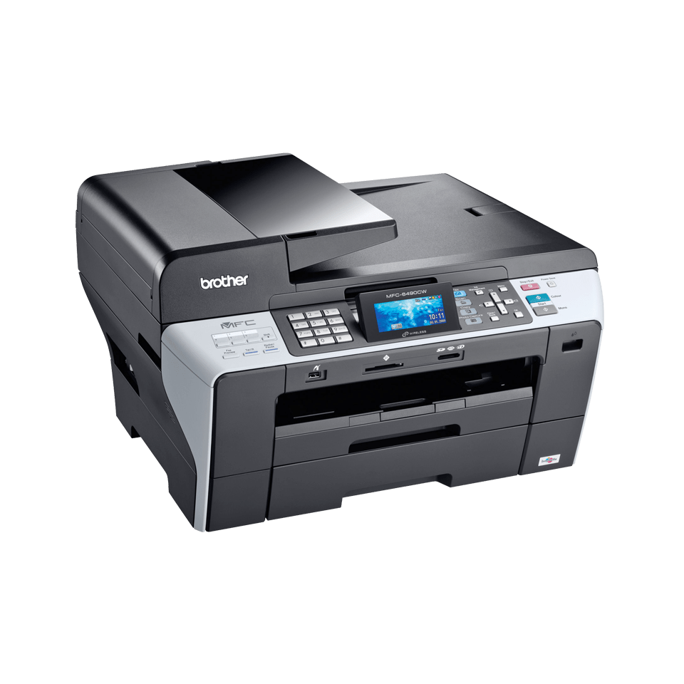 Brother Mfc 6490cw Download Driver
