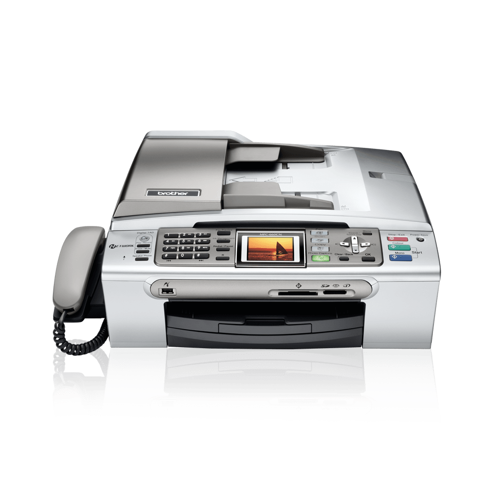 BROTHER MFC-660CN DRIVER DOWNLOAD (2019)