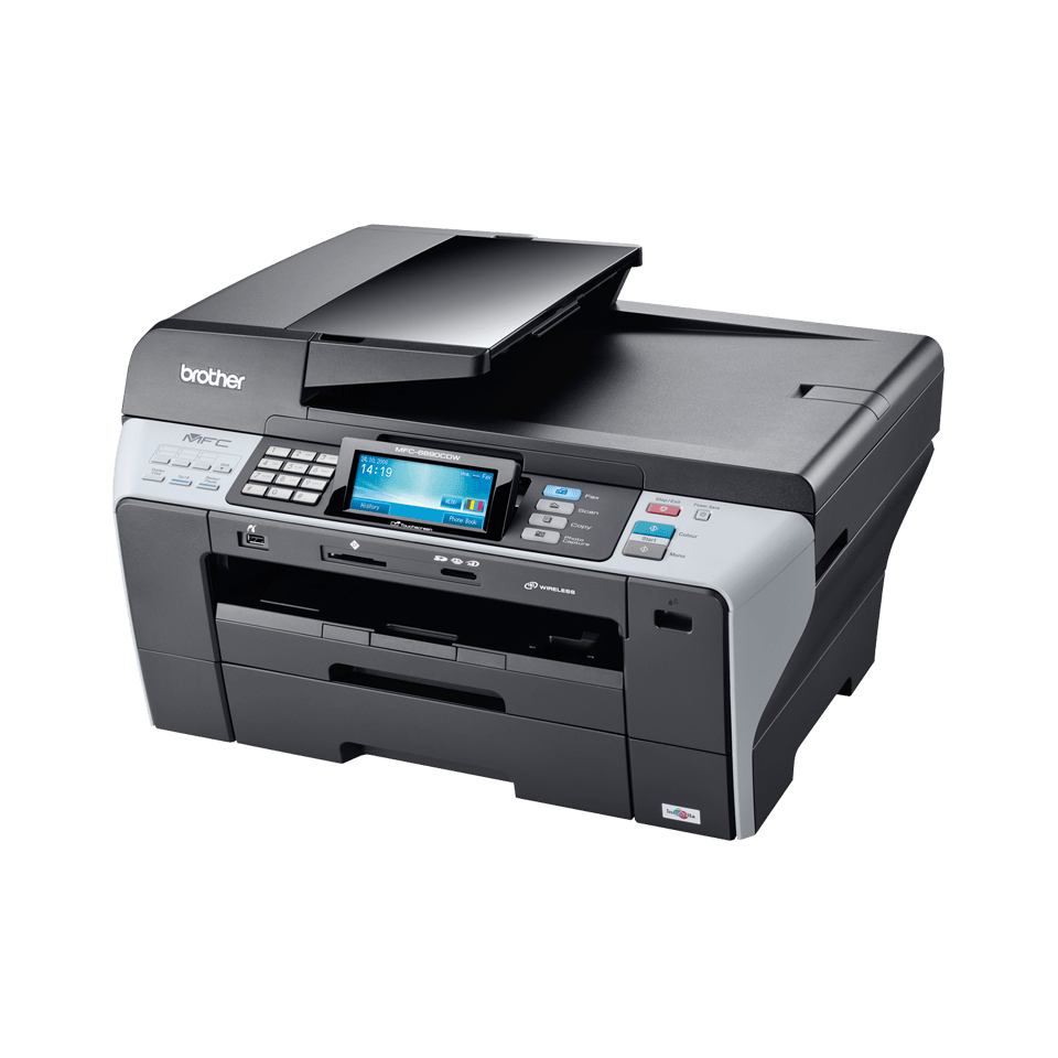 NEW DRIVER: BROTHER MFC-6890CDW PRINTERSCANNER