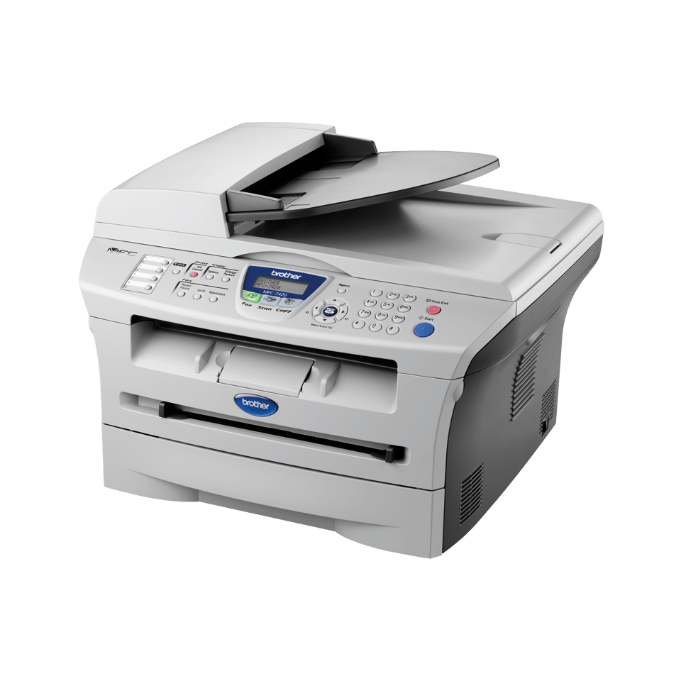 Brother MFC-7420 Printer Drivers Windows 7