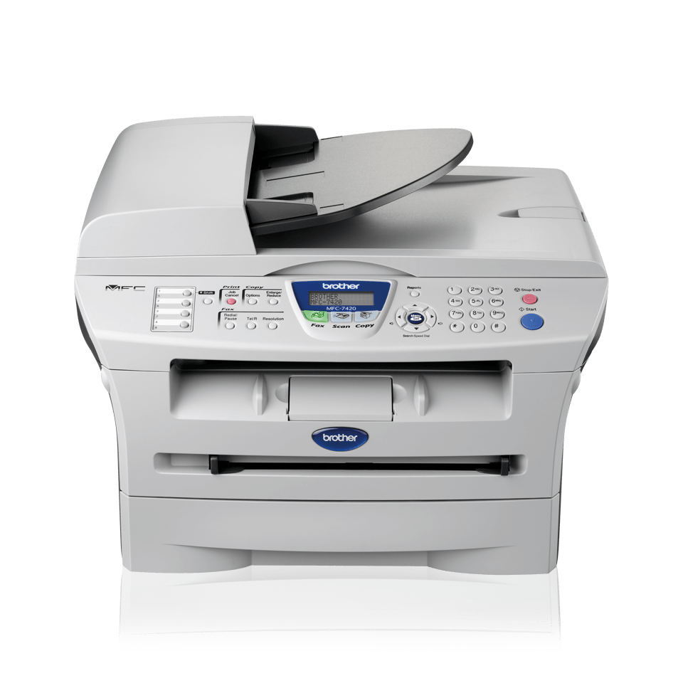 Brother mfc-7420 software & drivers | printer driver download.