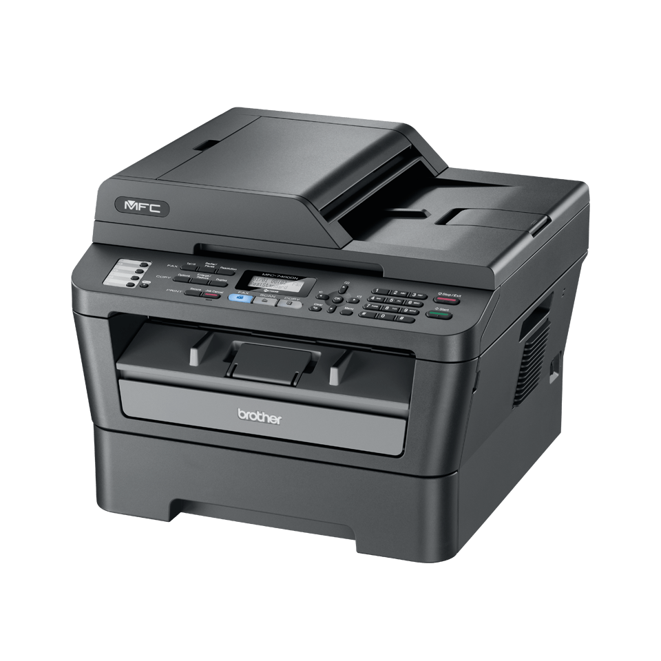 Mfc 7460dn Mono Laser All In One Duplex Fax Network
