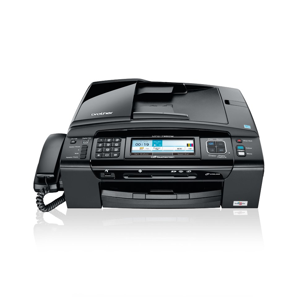 Brother MFC-795CW Scanner Driver for Windows Mac