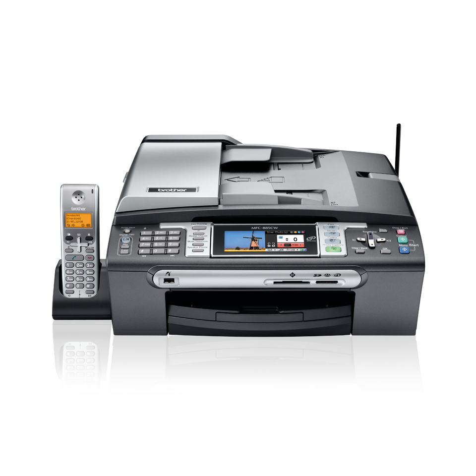 BROTHER MFC 885CW DRIVERS FOR WINDOWS DOWNLOAD