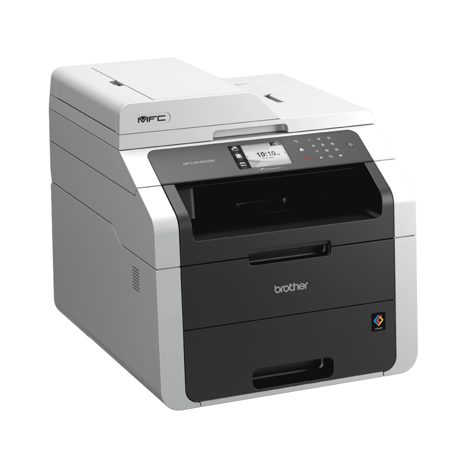 mfc 9140cdn colour laser all in one printer brother uk