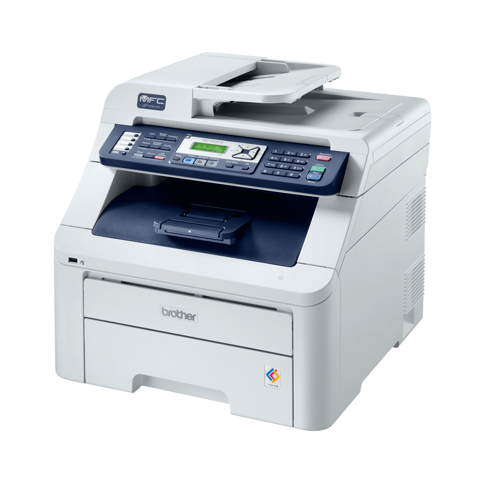 BROTHER MFC 9320CW SCANNER TREIBER