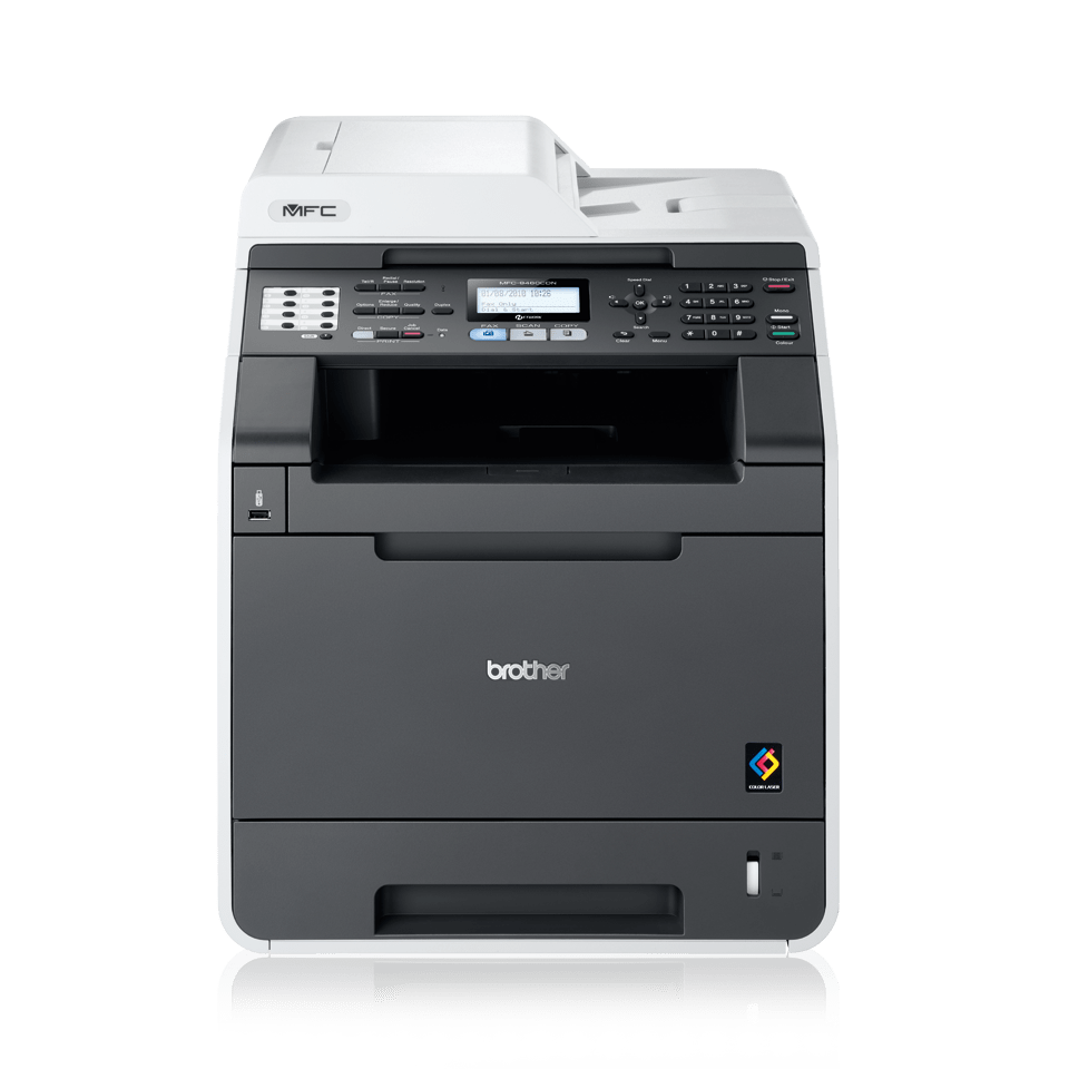 Mfc 9460cdn Colour Laser All In One Duplex Fax Network Small To Medium Business Brother Uk