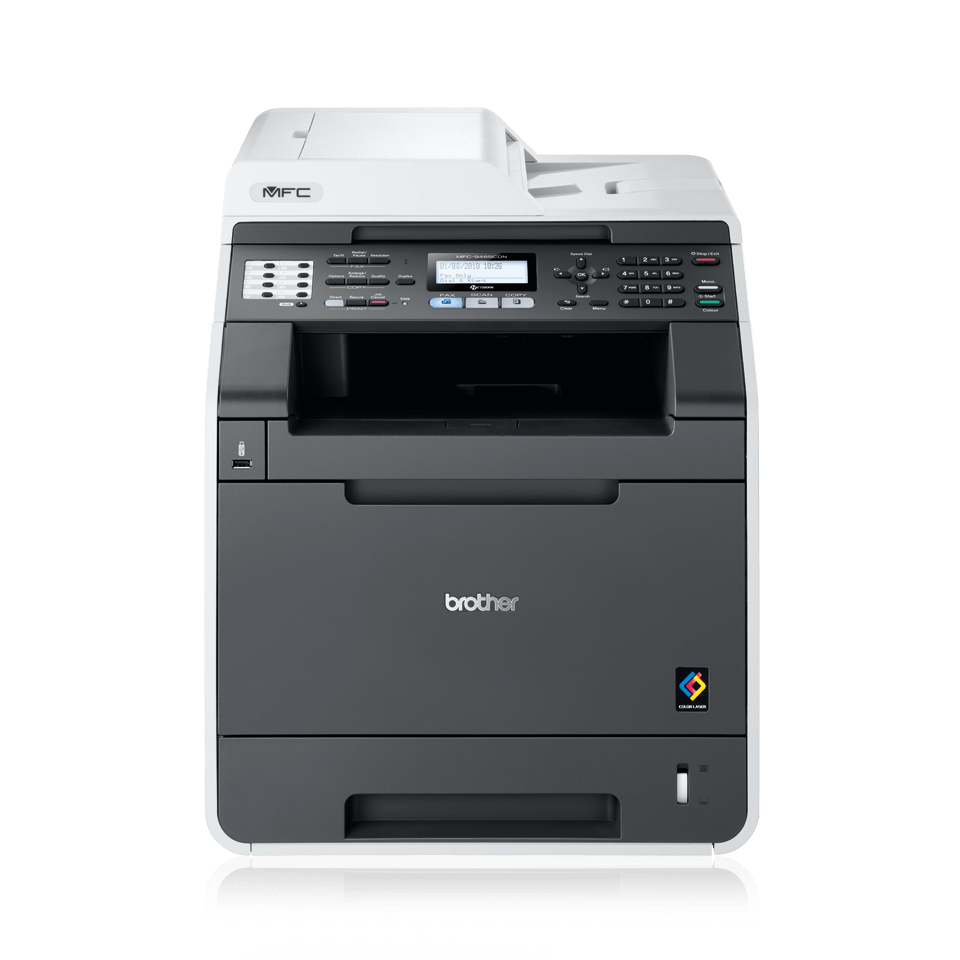 Mfc 9465cdn Colour Laser All In One Duplex Fax Network