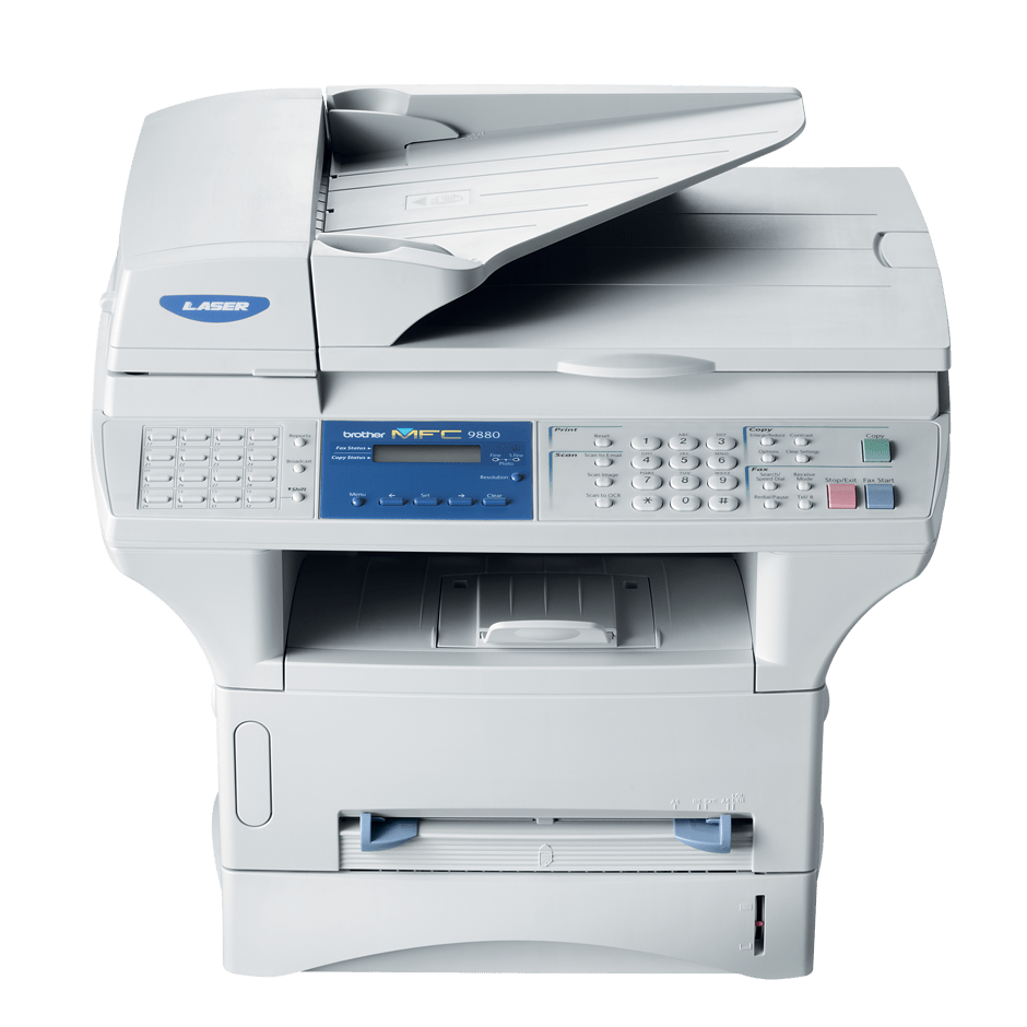 Brother MFC-9880 Scanner Drivers Windows