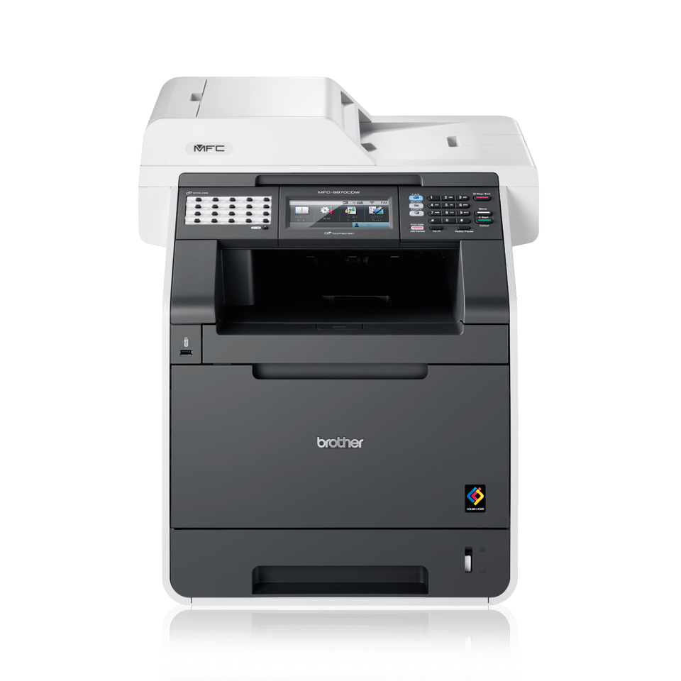 Mfc 9970cdw Colour Laser All In One Duplex Fax Network