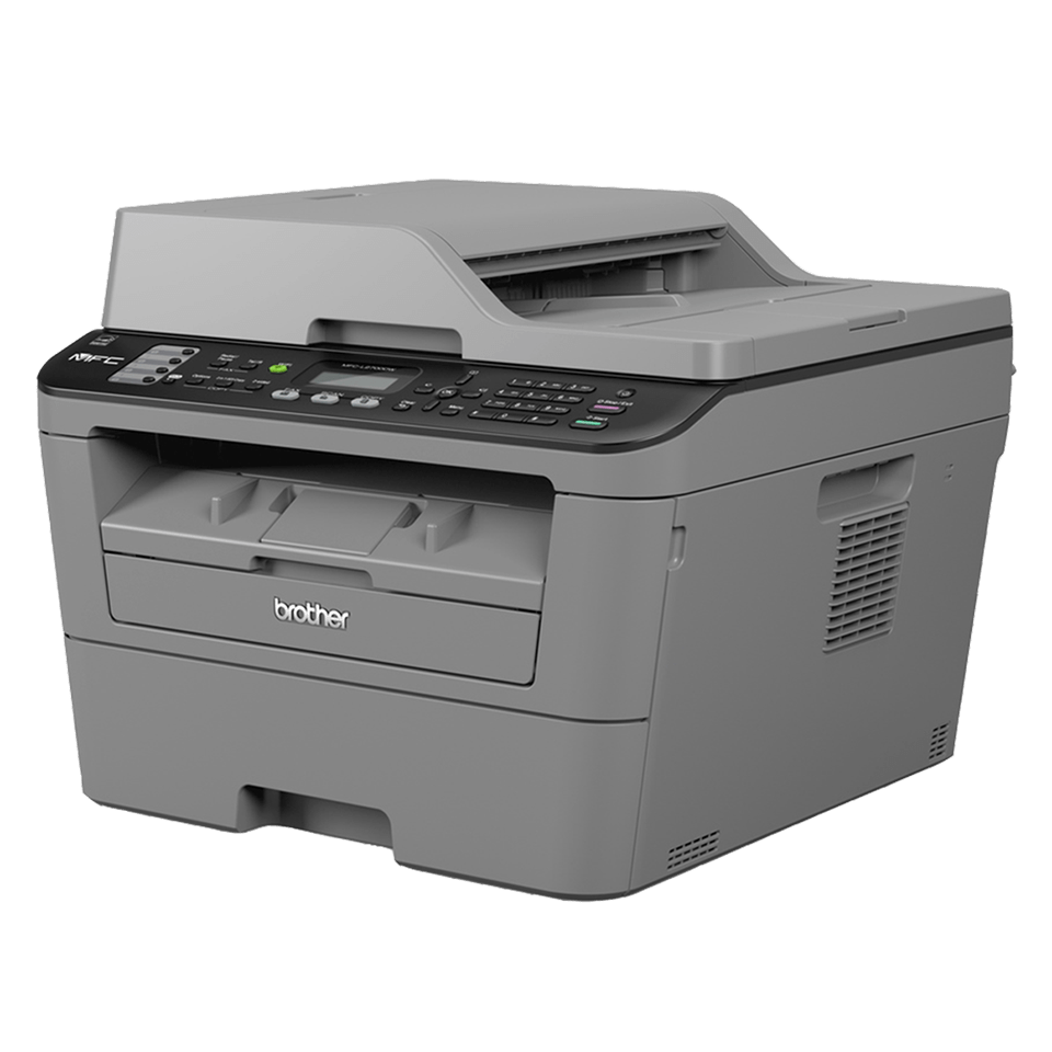 Mfc L2700dw Small Office Mono Laser Printer Brother Uk