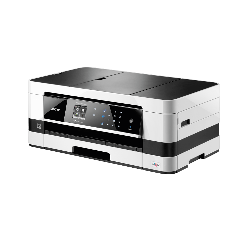 how to connect to wireless printer brother