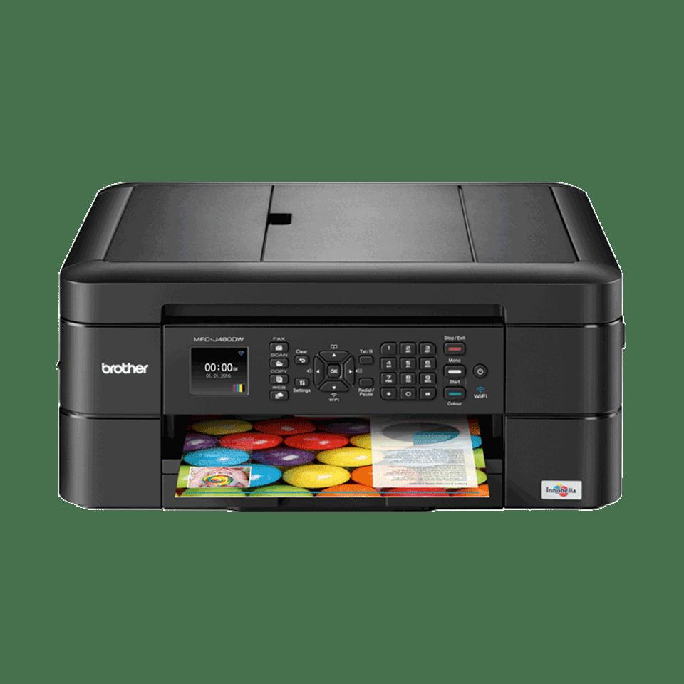 Wireless Compact Inkjet Printer