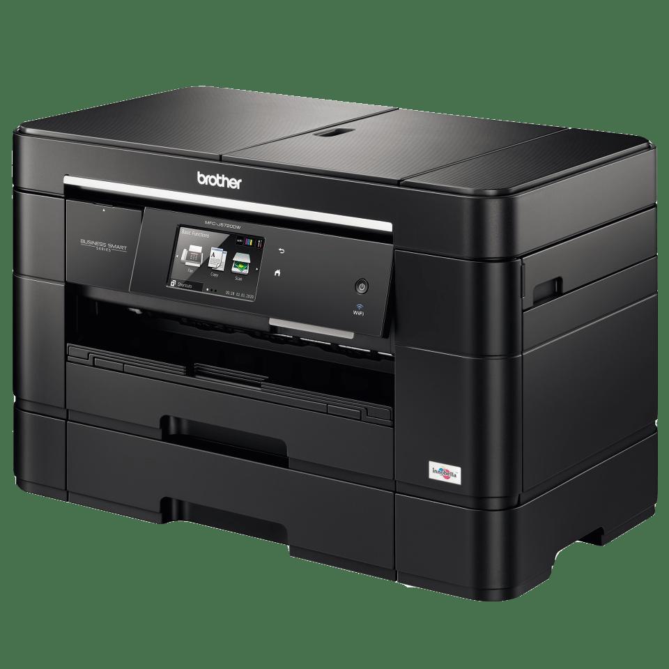 Mfc J5720dw Wireless Colour Inkjet Printer Brother Uk
