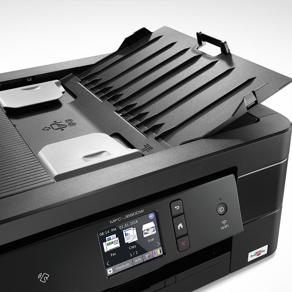 Brother MFC-890 Scanner Windows 7 64-BIT