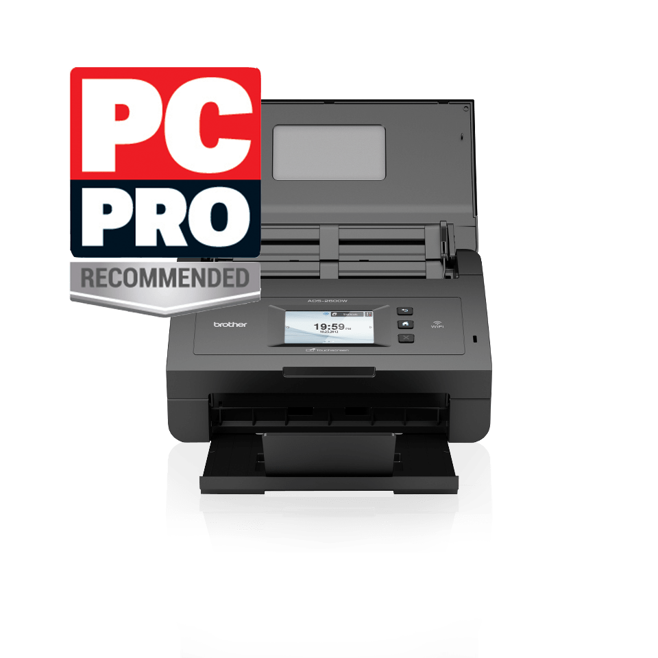how to add device to brother printer for scanning