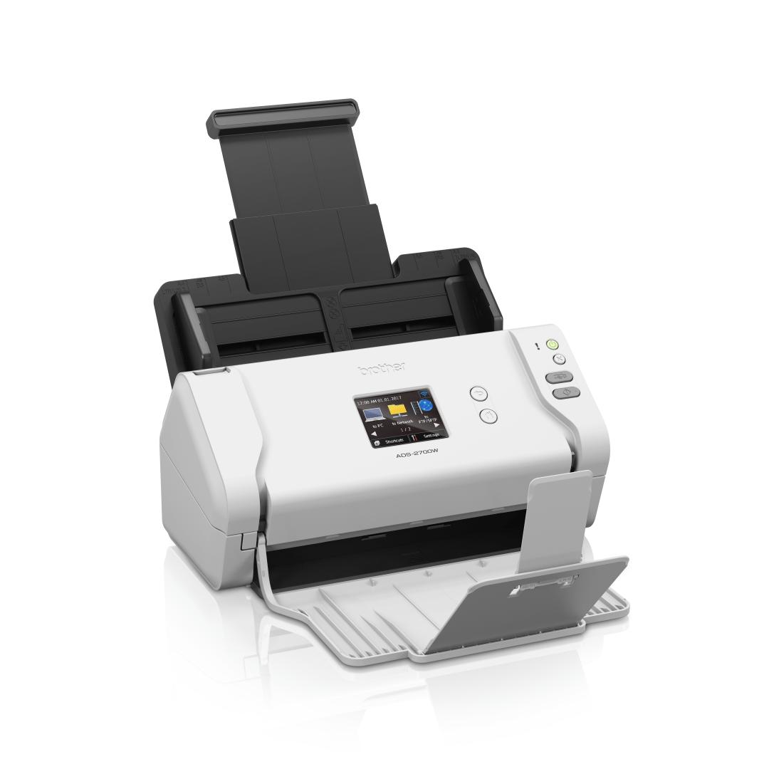 Ads 2700w Wireless Desktop Scanner