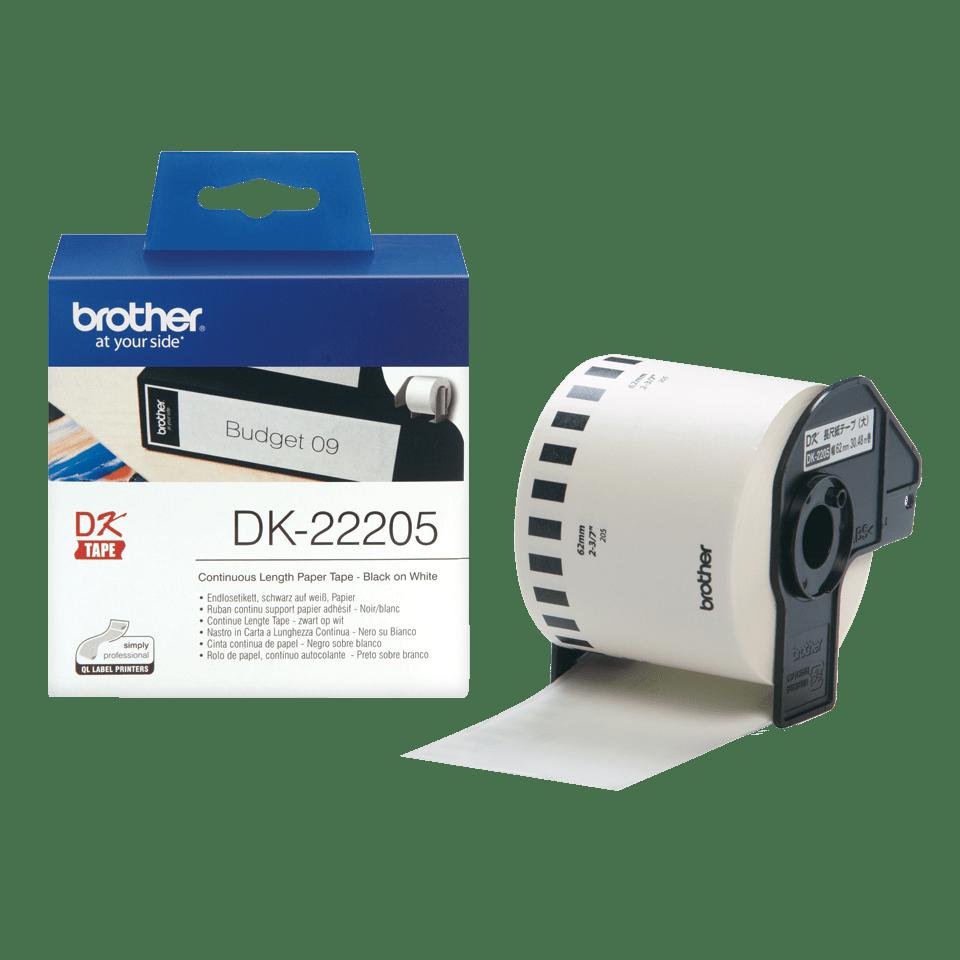 DK-22205 | Genuine Supplies | Brother