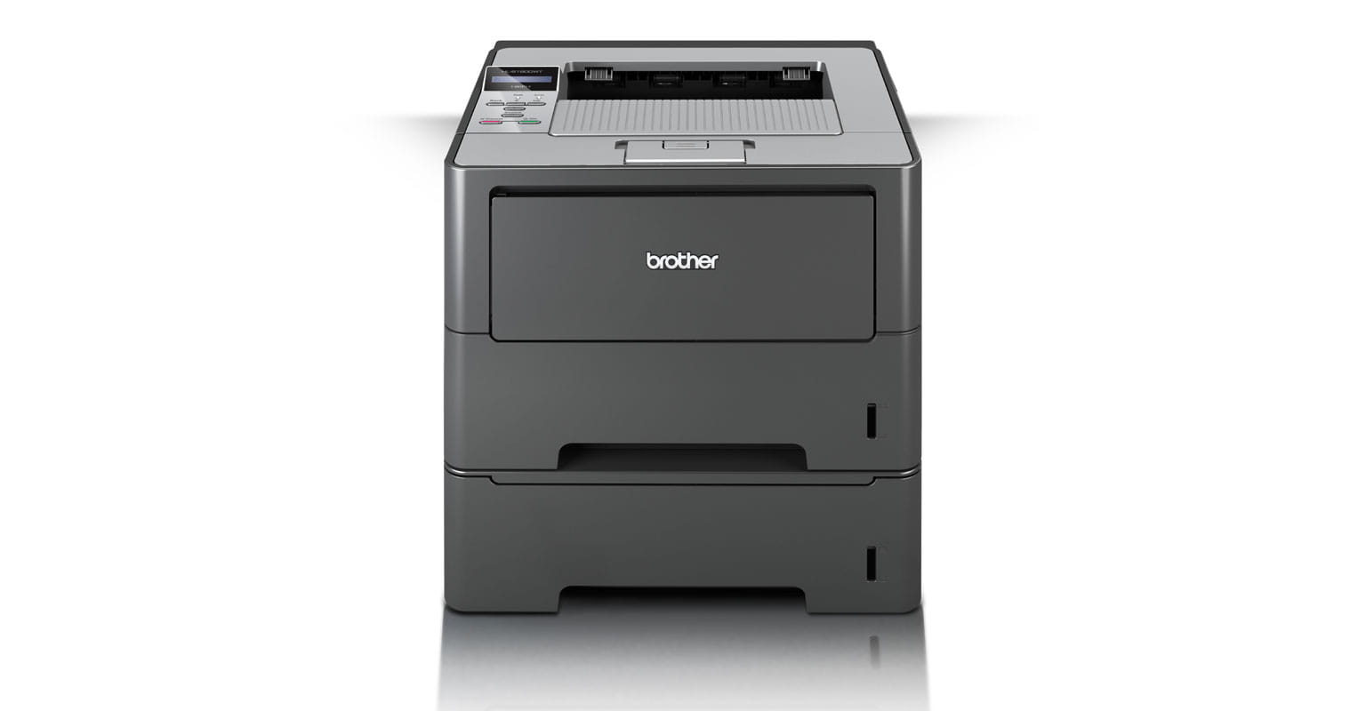 invisible printers HL-6180DWT
