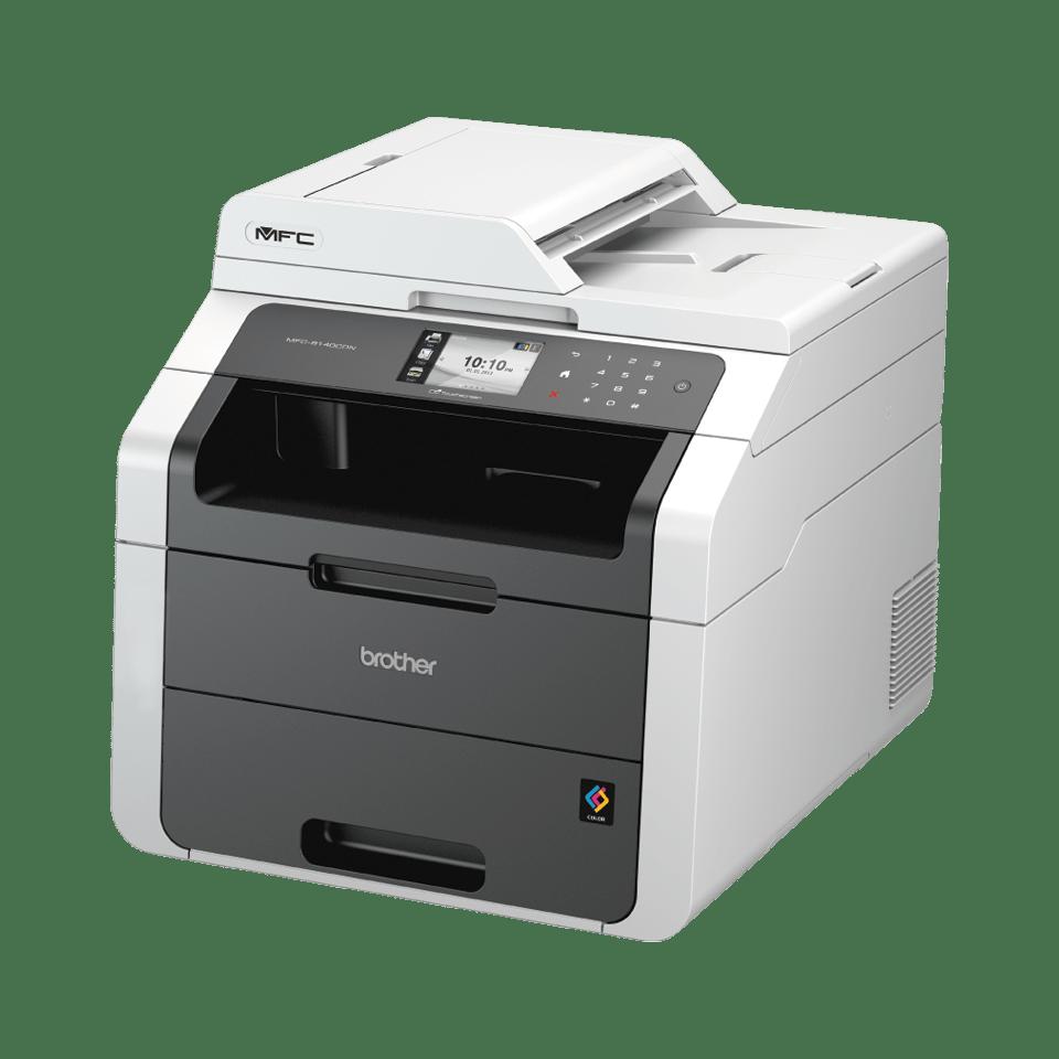 Mfc 9140cdn Colour Laser All In One Duplex Fax Network