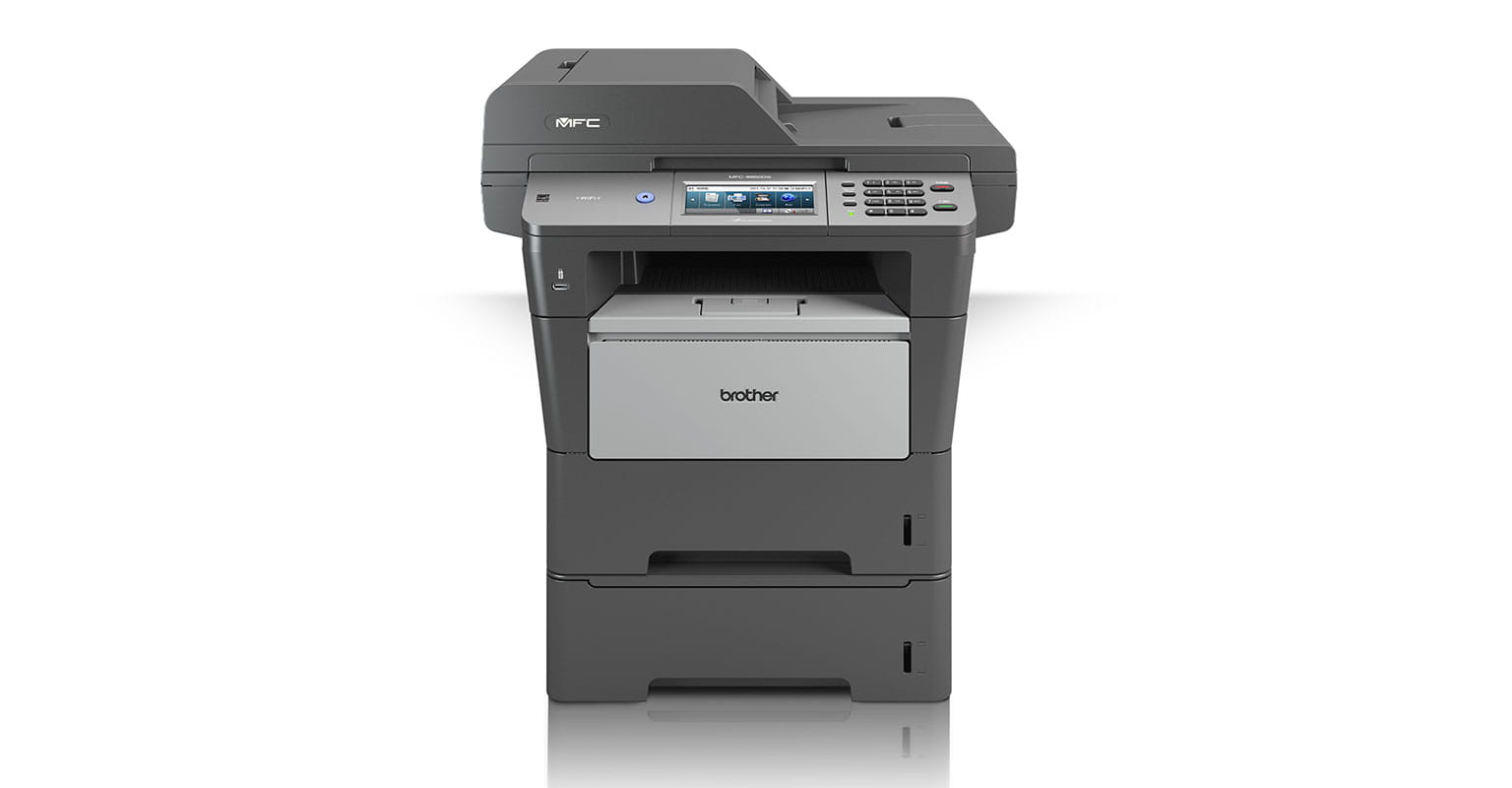 invisible printers MFC-8950DWT