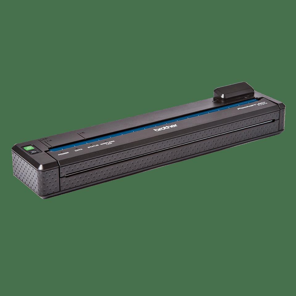 Pj 673 A4 Portable Printer Wireless Brother Uk