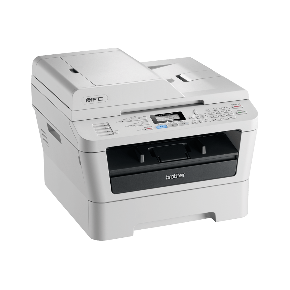 MFC 7360N Mono Laser All In One Fax Network