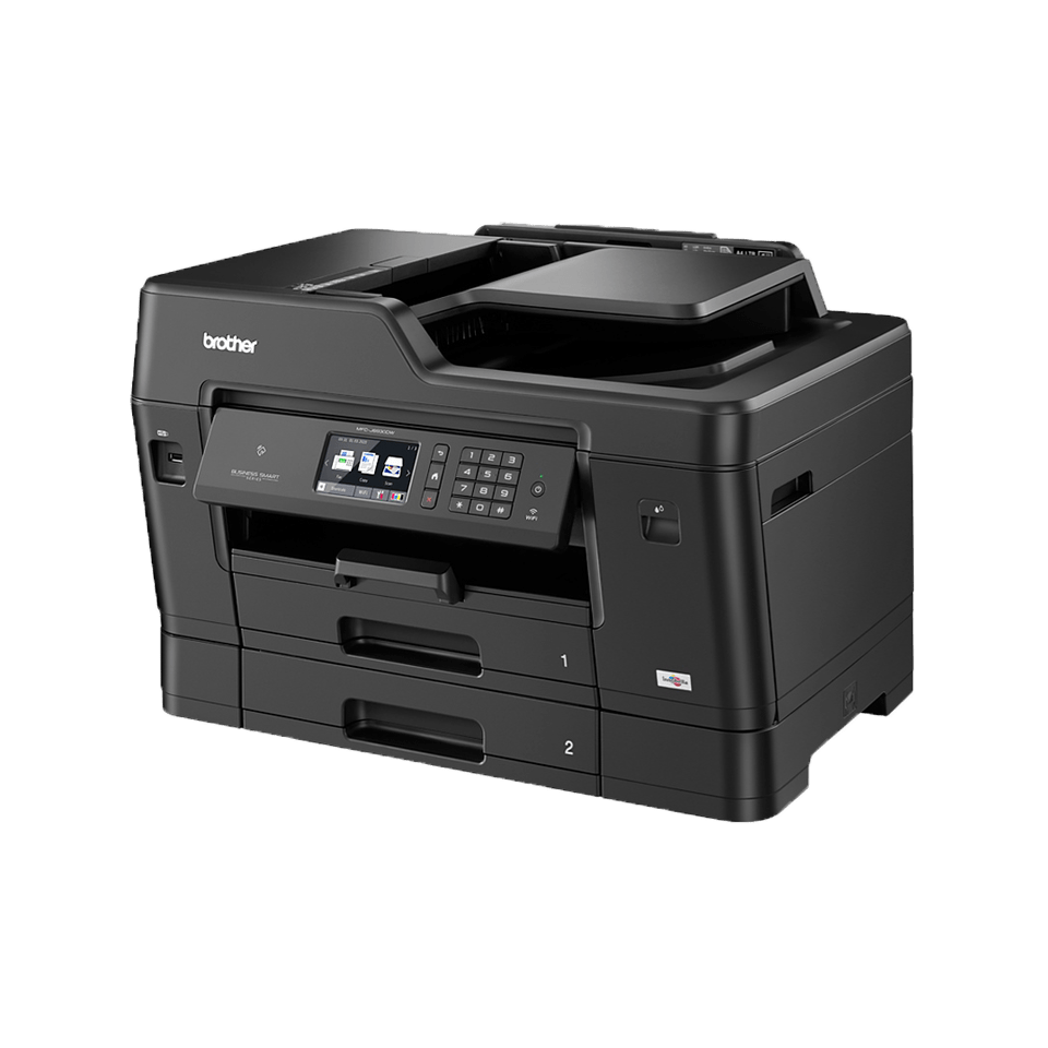 mfc j6930dw business inkjet printers brother