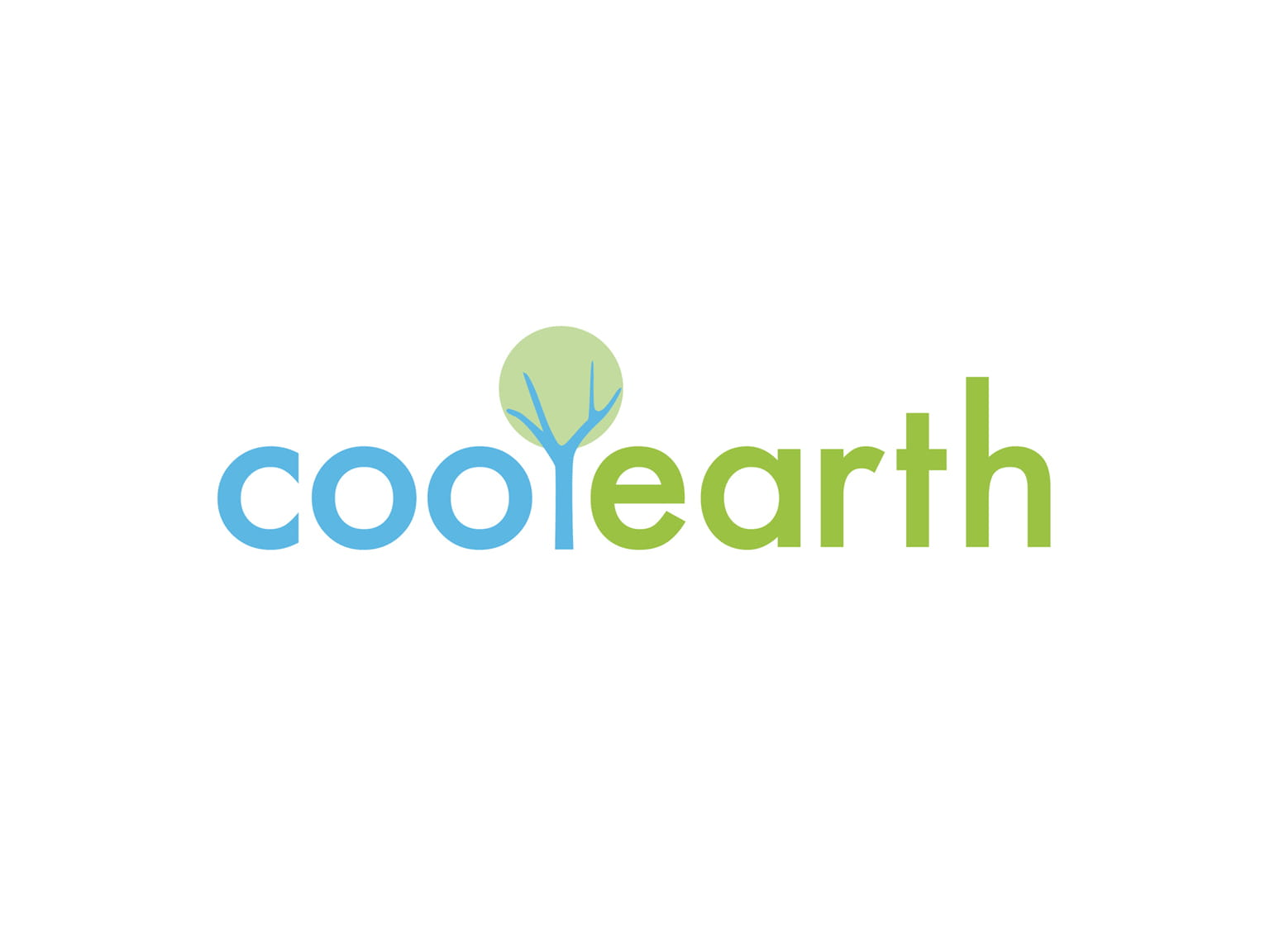 Cool Earth Logo Colour