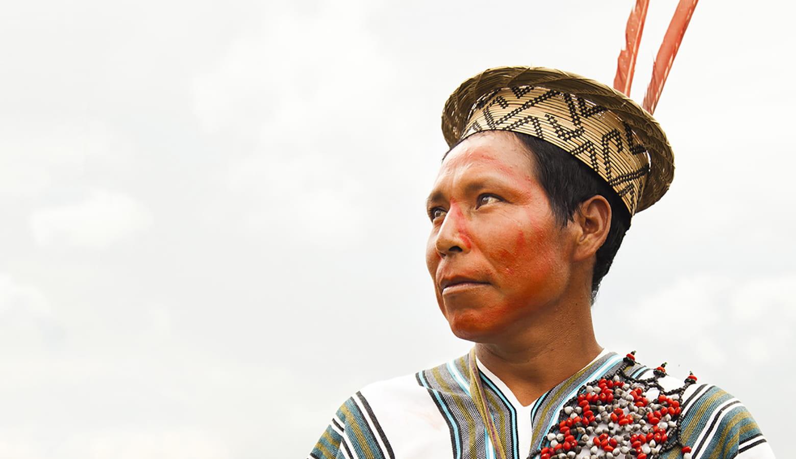 Environmental Partnerships Ashaninka Cool Earth Peru