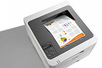 HL-L3210DW Colour printer with colour print out