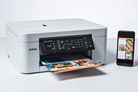MFC-J497DW printing from mobile device