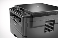 DCP-L2530DW and DCP-L2510D 3-in-1 multifunction printer