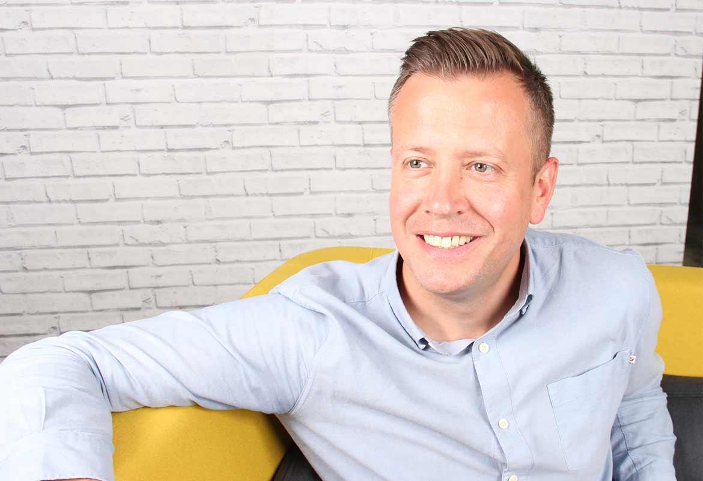 Greig Millar, General Manager, Sales