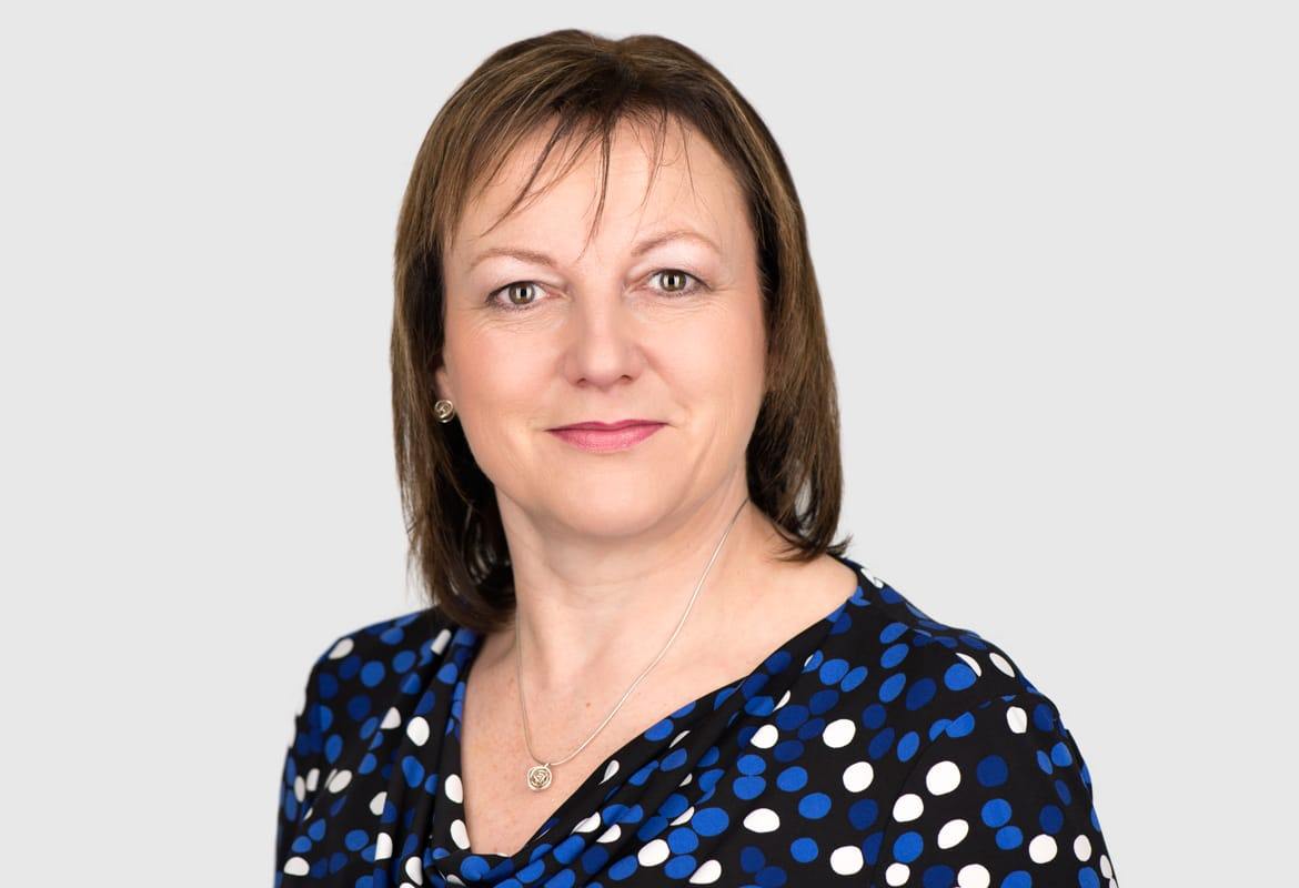 Louise Marshall, Infrastructure & Shared Services Director, Brother UK