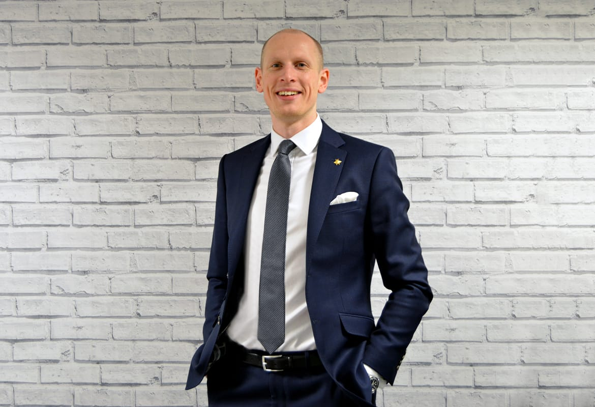 Matt Smith, MPS Sales Manager, Brother UK