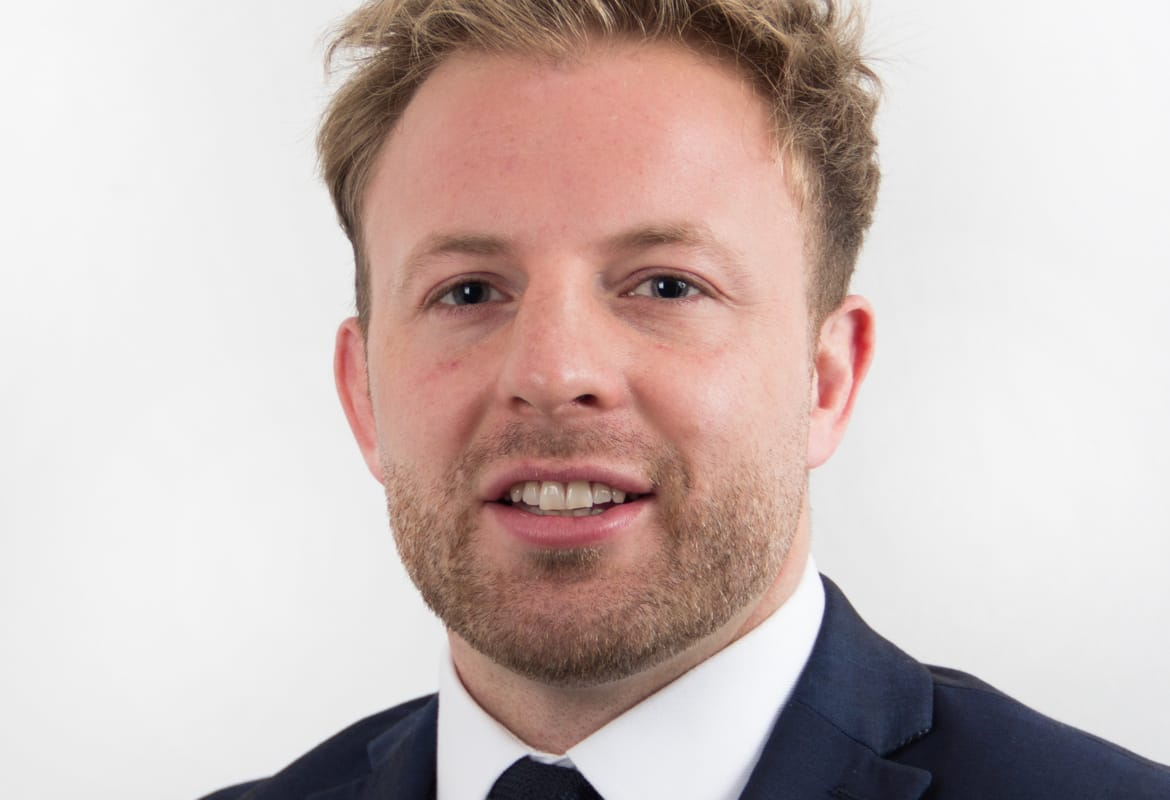 Phil White, European MPS Sales Manager, Brother International Europe
