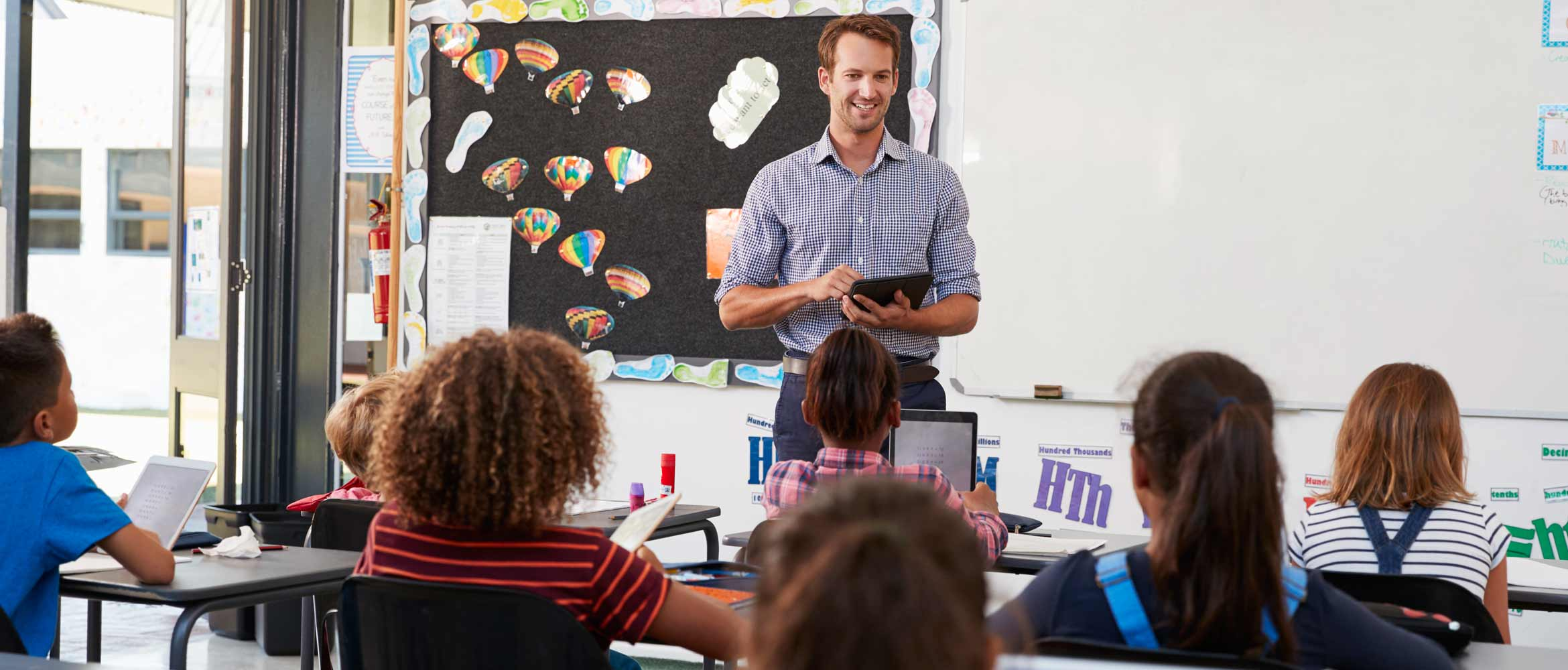 Technology in education helps IT managers reduce the admin burden on teachers