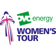 Aviva Women's Tour cycling logo